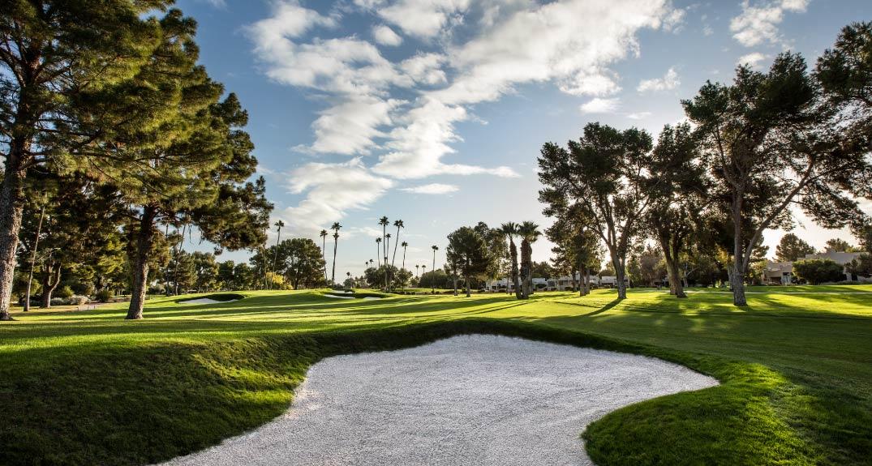 Gold Course Renovation at Wigwam Golf Resort in West Valley Phoenix, AZ